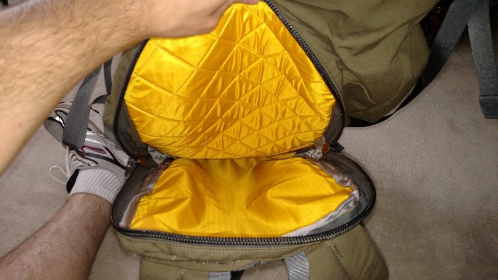 Volta laptop pouch