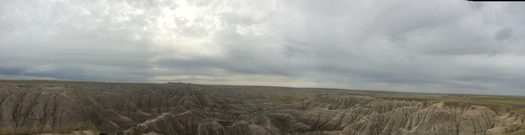 Panorama Point Badlands National Park