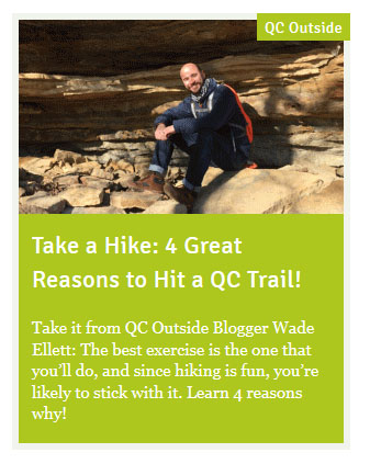 A New Venture: QC Outside