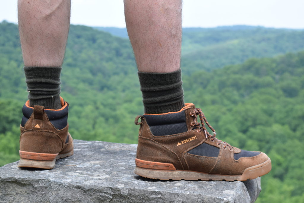 Ridgemont Monty Hi casual hiking boots