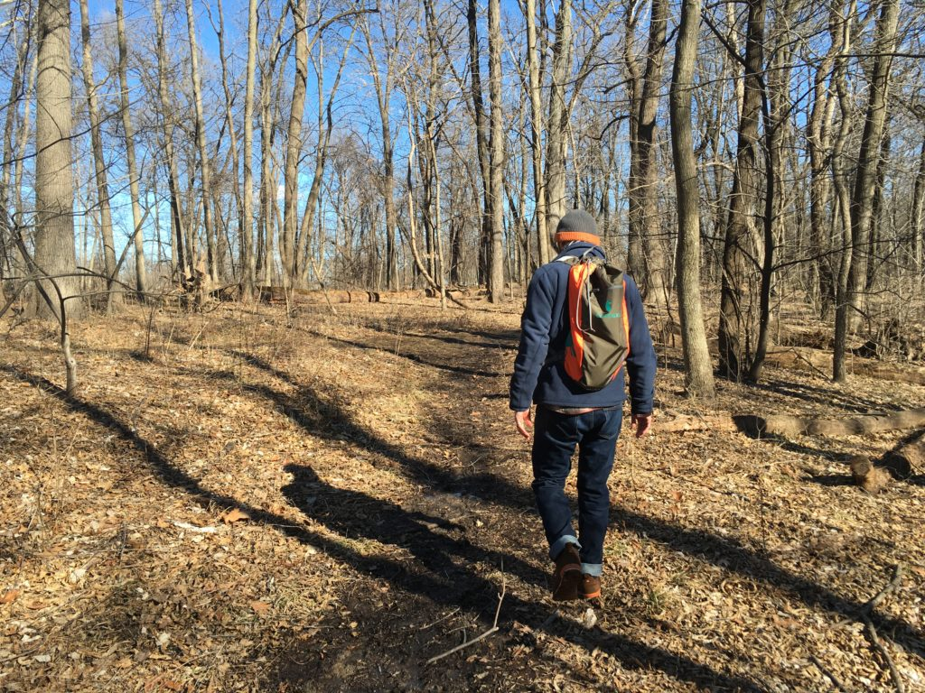 Trails at Black Hawk State Historic Site