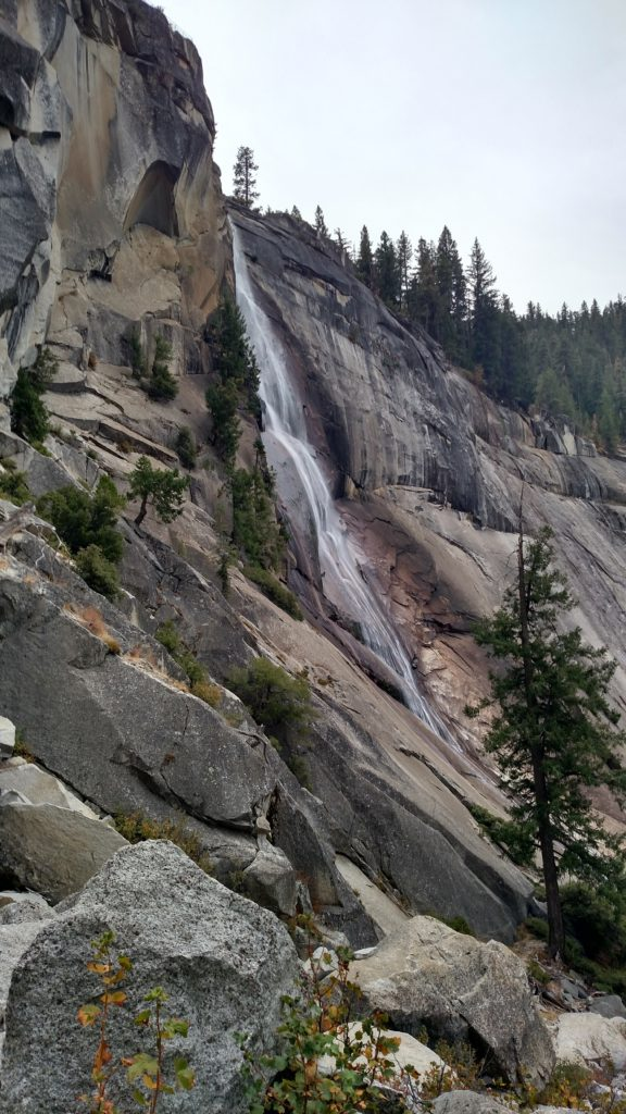 Nevada Fall in Yosemite National Park
