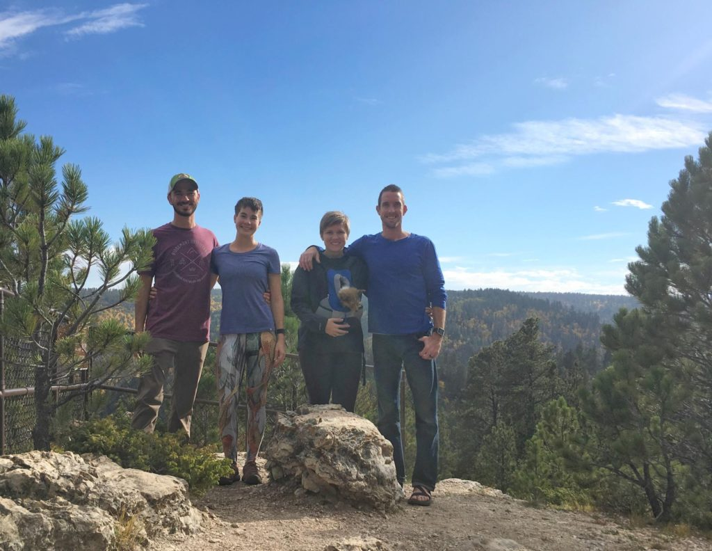 Our Black Hills Crew