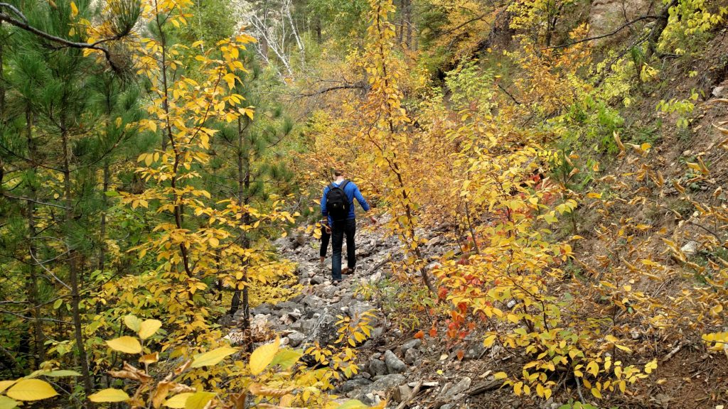 Community Caves Trail