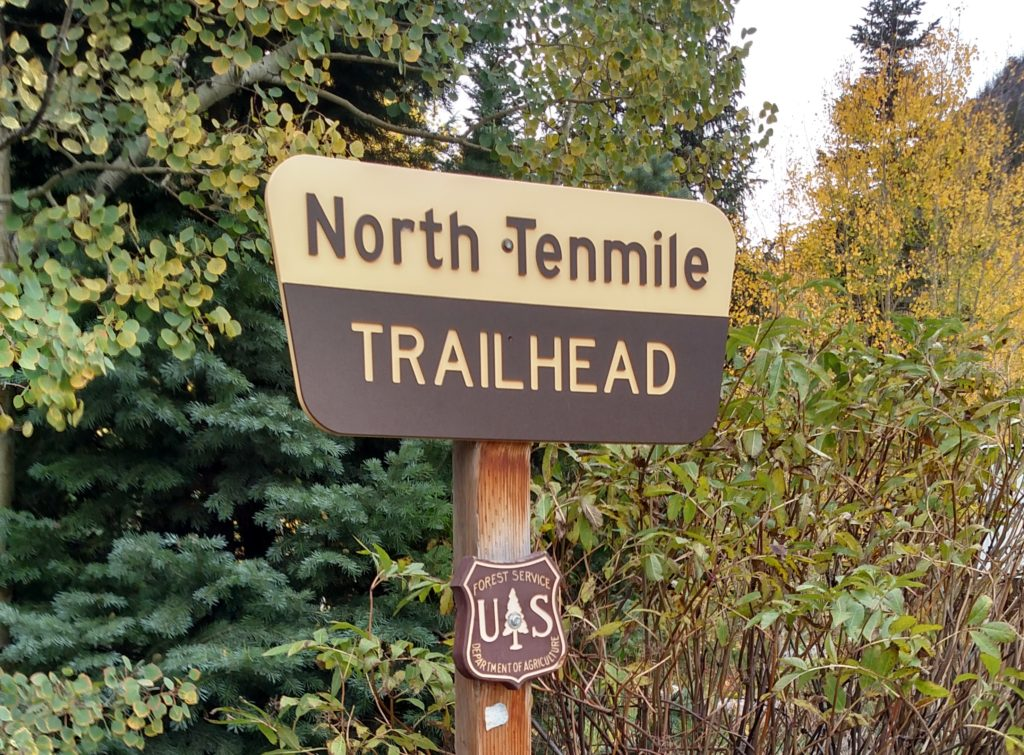 Hiking in Colorado - Tenmile Trail
