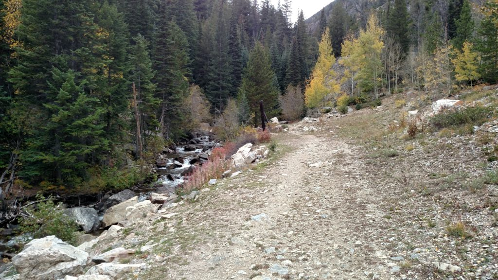 Hiking in Colorado - North Tenmile Trail