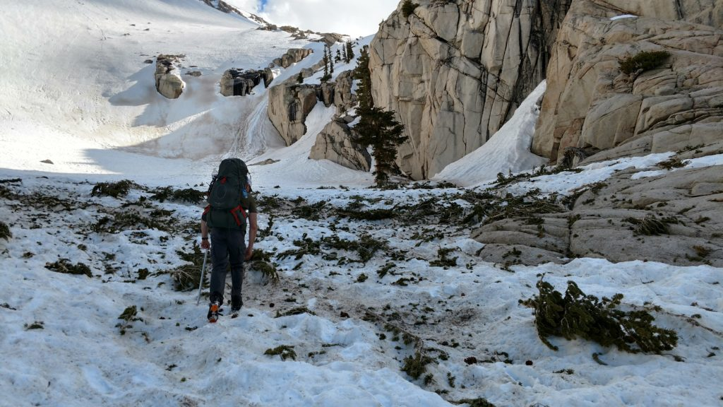 Avalanches, Waterfalls, and Glissades: Mount Whitney, Part Three