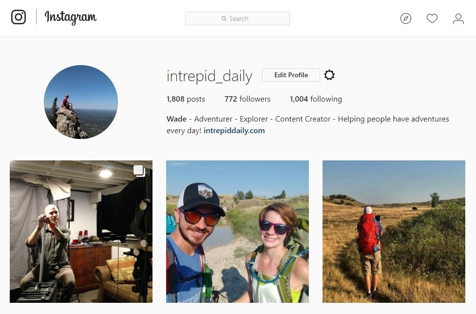 Four Ways to Use Instagram for Adventure (and Two Warnings)