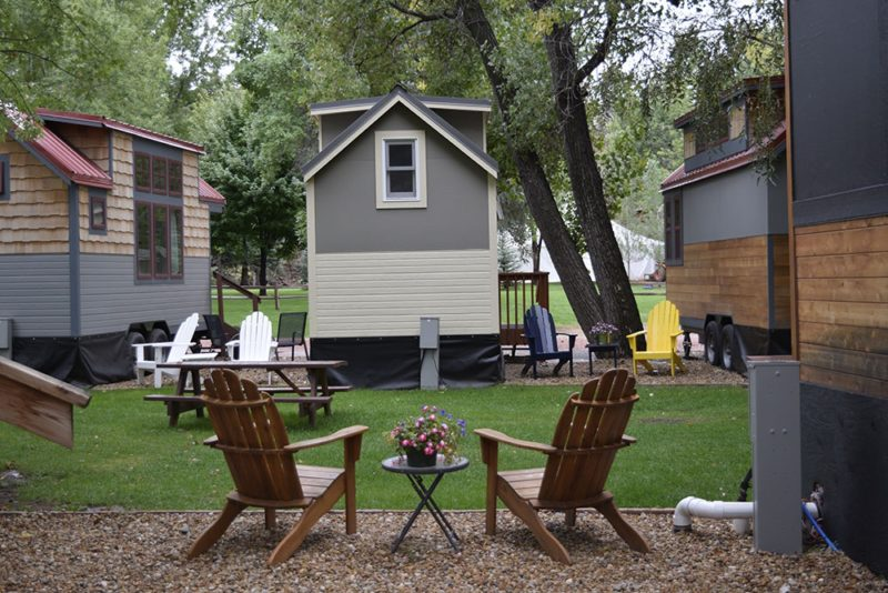 WeeCasa Tiny House Resort: Living Large in a Small Space