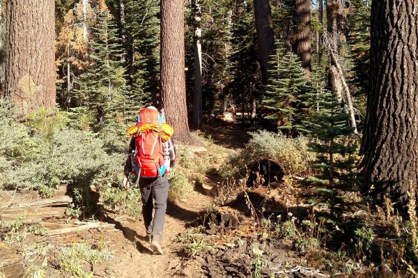 Backpacking in Yosemite — You get what you inspect, like the gear you carry, or every other aspect of your life