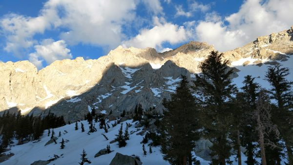 There's no denying that I saw a lot of beauty on Mount Whitney