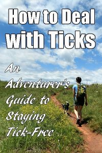 Ticks are a part of life when it comes to spending time in the woods or cutting through grasslands. When you have enough adventures in the great outdoors, you're going to come across some ticks. Unfortunately, they can carry an assortment of diseases, so you need to protect yourself and your dog. Luckily, you have a few options to choose from. Here's everything you need to know to deal with ticks AND how to remove them safely.