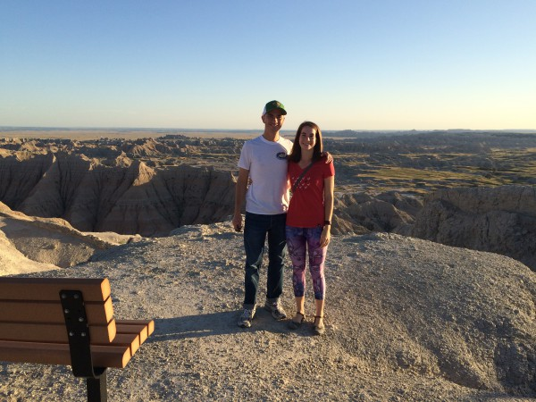 Honeymooning Part 1: The Badlands