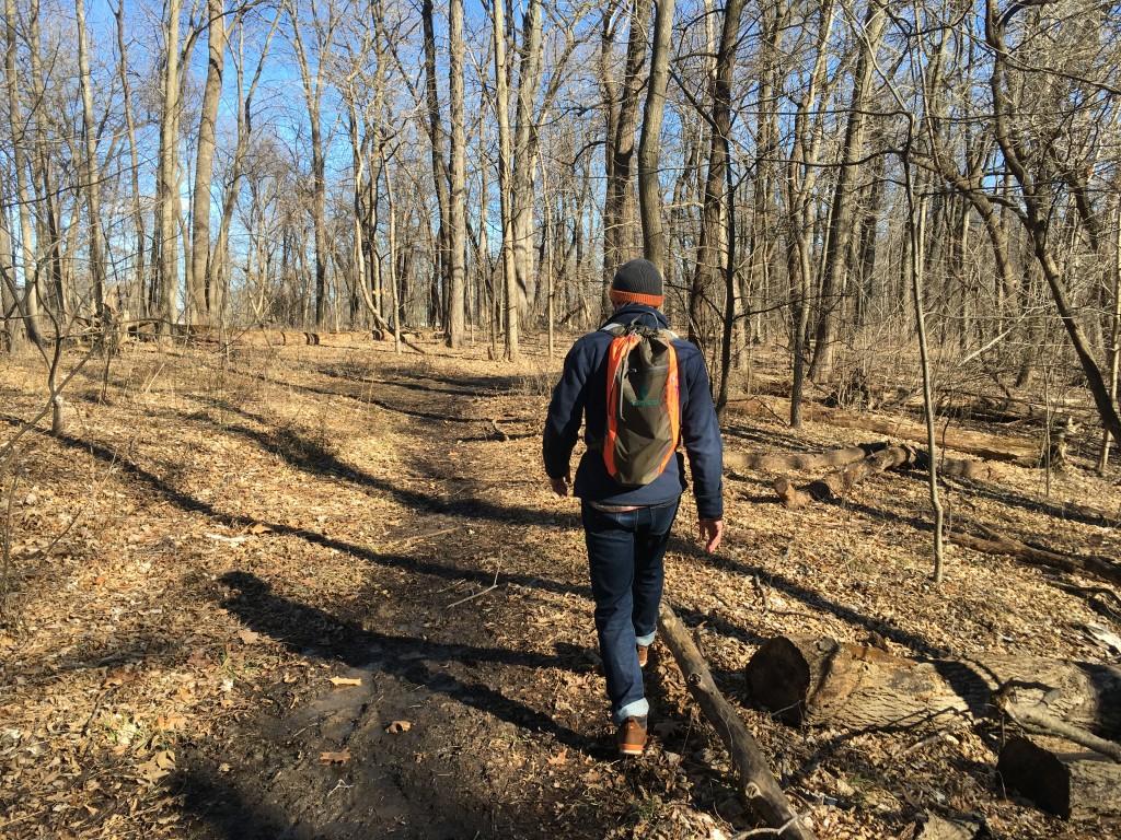 Hiking at Black Hawk