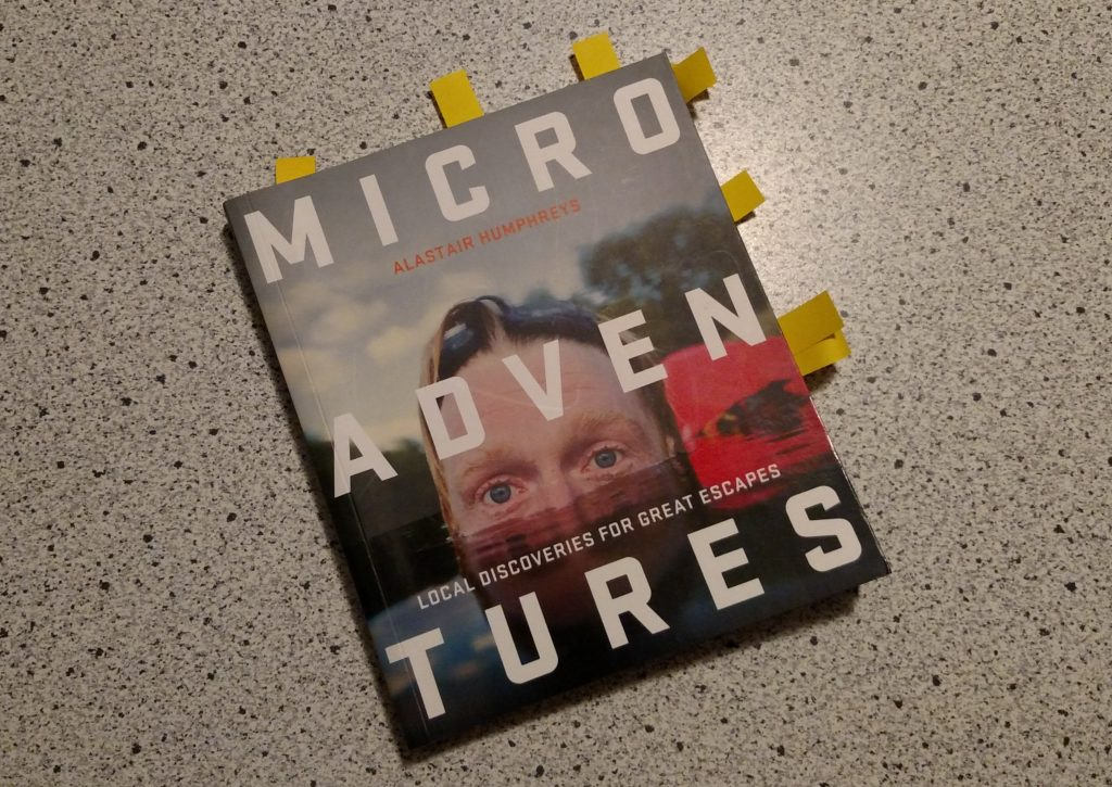 Alastair Humphreys' Microadventures