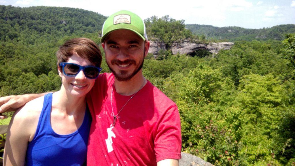 Daniel Boone Natural Arches