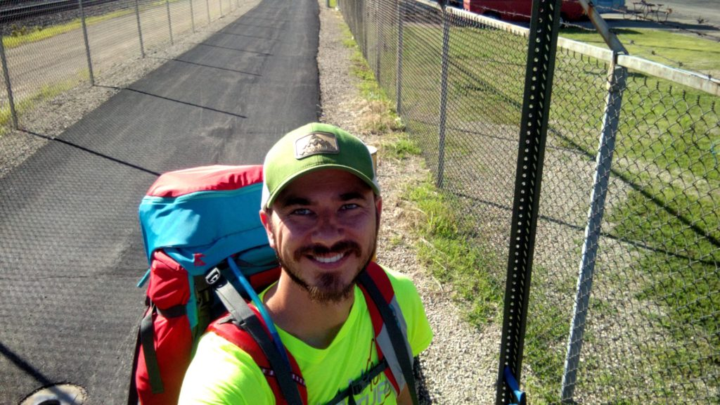 Concluding the Great River Trail Trash Trek