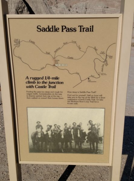 Saddle Pass Trail