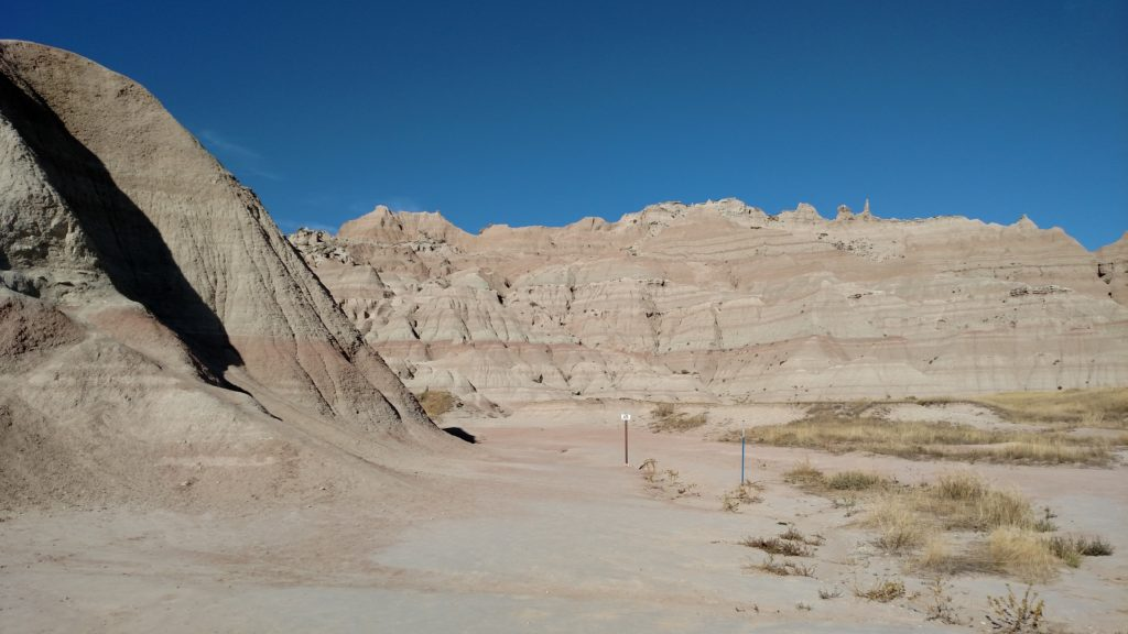 Saddle Pass trail