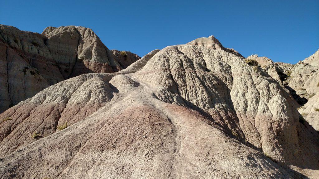 Ascending Saddle Pass