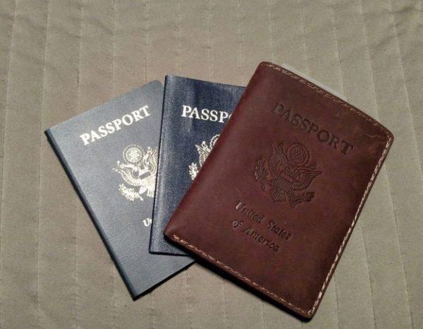 Good things I renewed my passport!