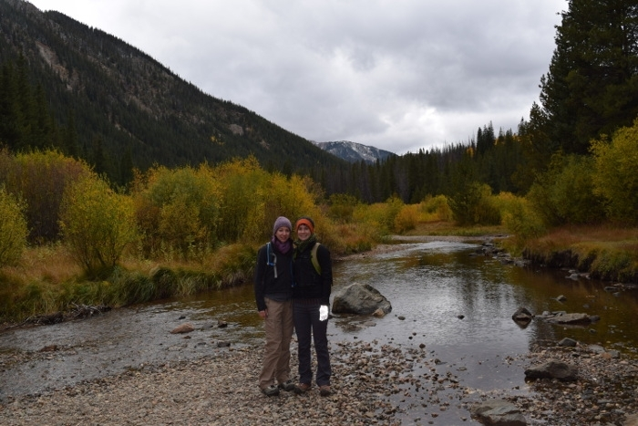 Hiking in Colorado - North Tenmile Hike