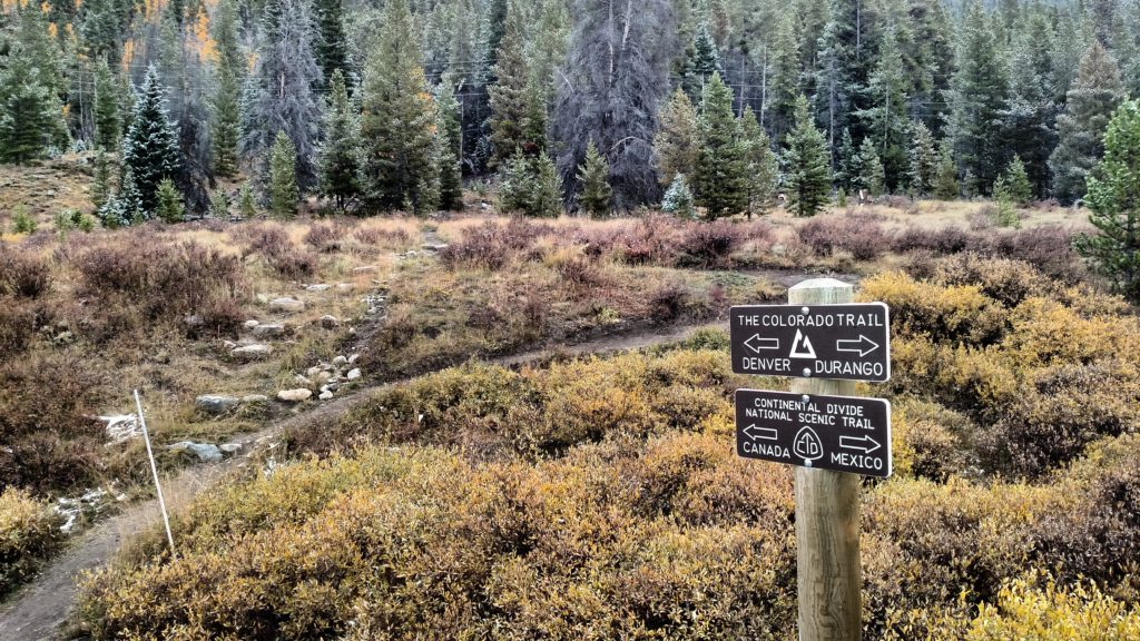 Hiking Colorado- the Colorado Trail