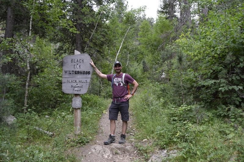 The Black Elk Wilderness