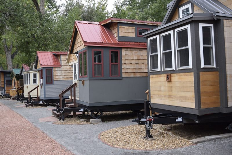 Tiny Houses at WeeCasa