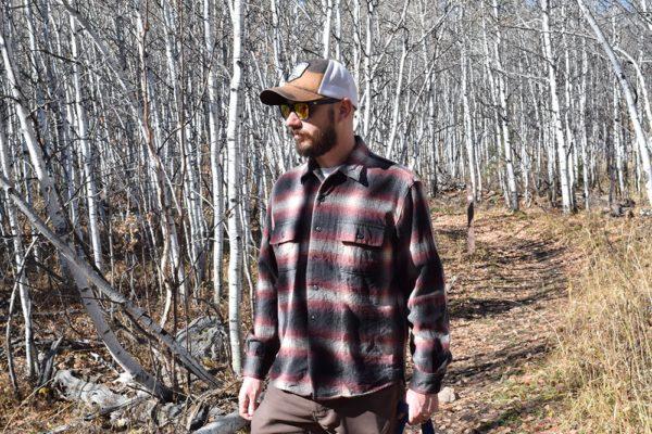 Woolrich's Bering Shirt