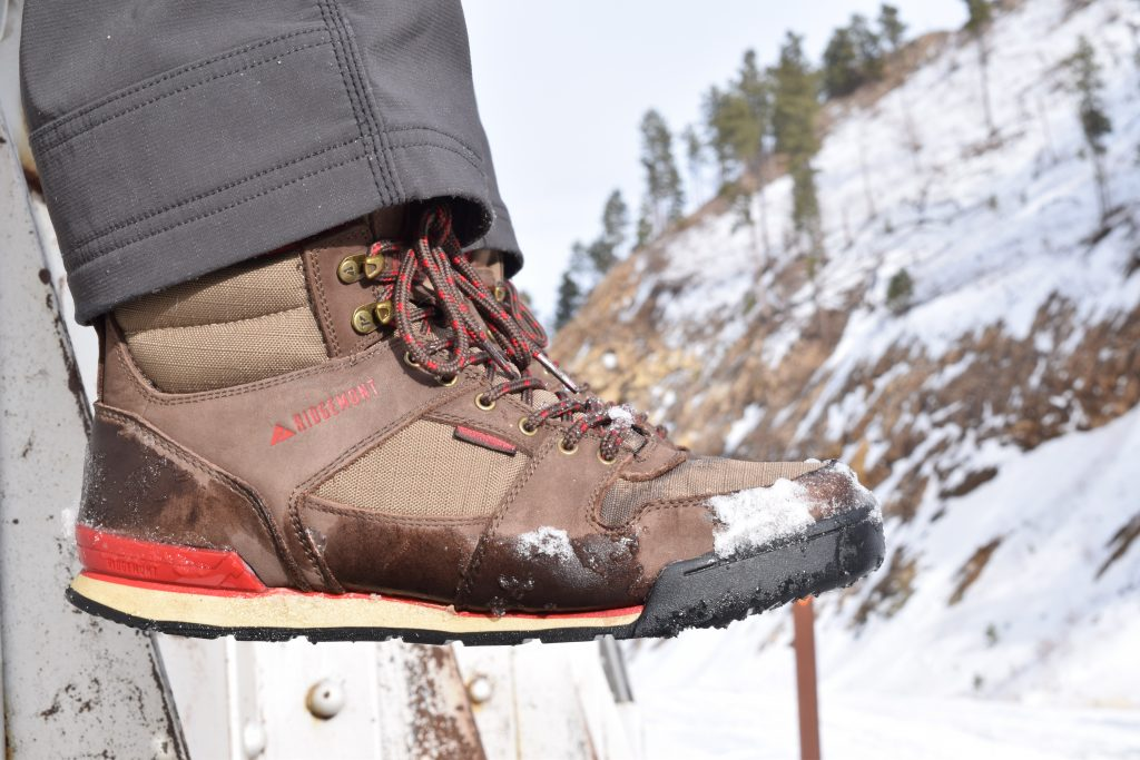 Ridgemont Outfitters Monty Hi Hiking Boot: My Favorite Casual Hikers