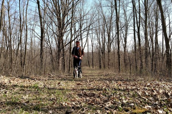 Outdoor recreation improves lives, even if its just a short walk in the woods