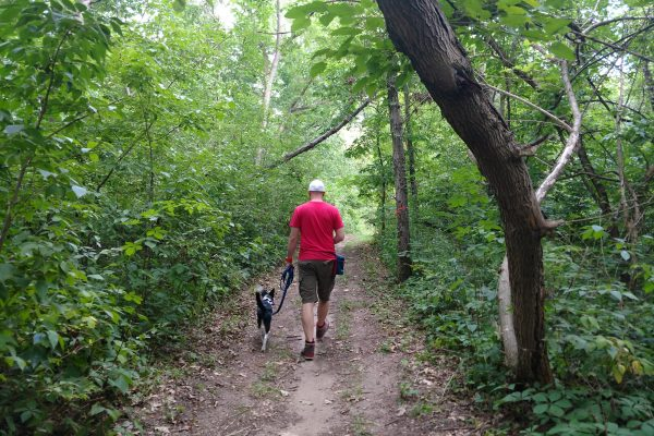 Outdoor Recreation Improves lives - and in the case of hiking, it doesn't cost a thing