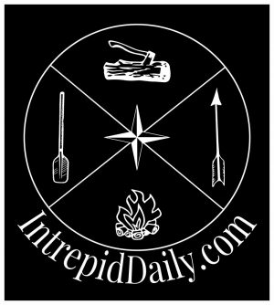 Intrepid Daily Sticker