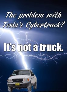 Tesla's Cybertruck was announced to great fanfare. And immediately after opinions were pretty well divided down the middle. Some people loved it, others mocked it mercilessly. Me personally, I think there's a lot of amazing technology that has gone into creating an incredibly capable vehicle. There's just one problem... It isn't a truck.