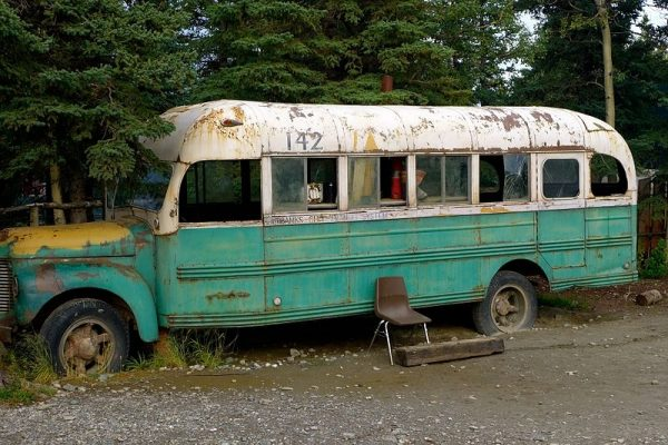 "Out of the Wild: What We Can Learn from Alaska's Removal of the ""Into the Wild"" Bus"