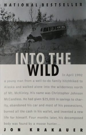 My copy of Into the Wild