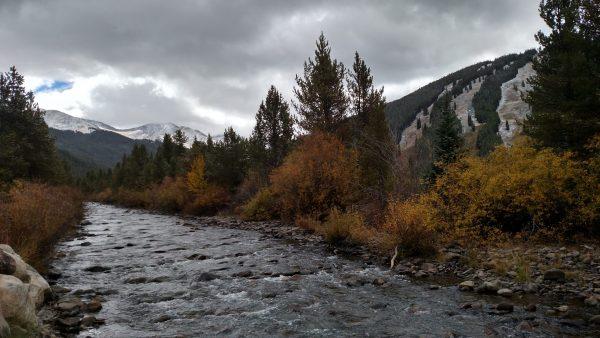 River in CO