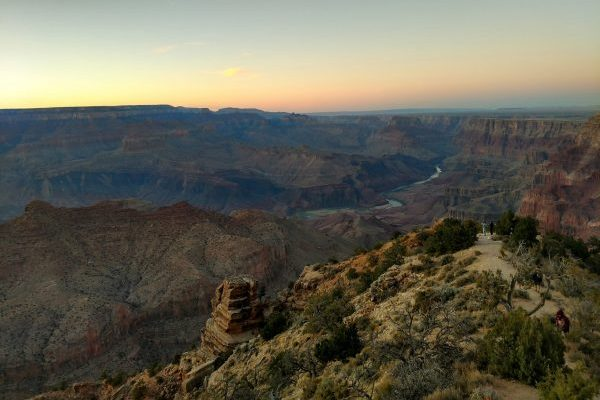 Grand Canyon — even this National Park needs infrastructure help!