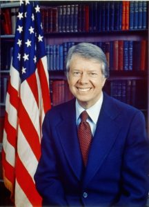Jimmy Carter as President